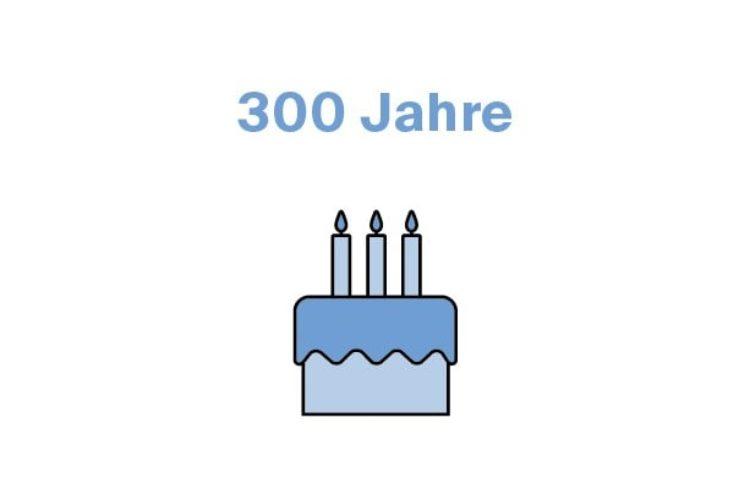 300 Jahre ist das durchschnittliche Alter der baupflichtigen Kirche